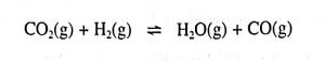 Equilíbrio químico do CO2
