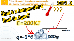 Qual é a temperatura?