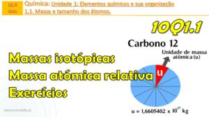 Massas-isótopicas-e-massa-atómica-relativa-média