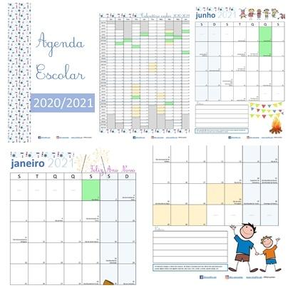 Agenda escolar Mindflix.net